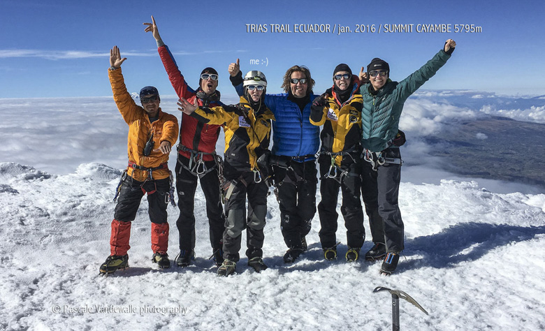 Being part of the TRIAS-TRAIL expedition in Ecuador